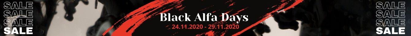 Black Alfa Days