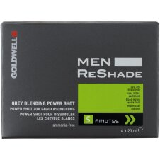 Goldwell Color Men Reshade Grauhaarkaschierung 7CA CFM 4x...
