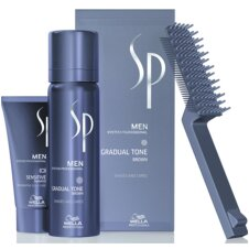 Wella SP Men Gradual Tone Brown 60 + 30ml