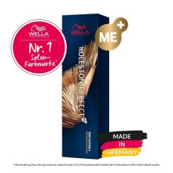 Wella Professionals Koleston Perfect Me+ Pure Naturals 3/0 dunkelbraun 60ml