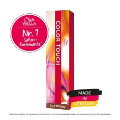 Wella Professionals Color Touch Deep Browns 6/7 dunkelblond braun 60ml