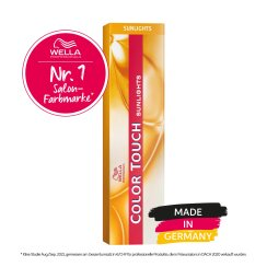 Wella Professionals Color Touch Sunlights /04 natur-rot 60ml