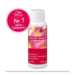 Wella Professionals Color Touch Emulsion 1,9% 60ml