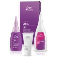 Wella Professionals Creatine+ CURL N/R HAIR KIT 75+100+30ml