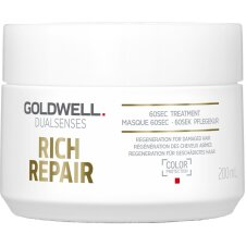 Goldwell Dualsenses Rich Repair 60 Sec Treatment 200ml