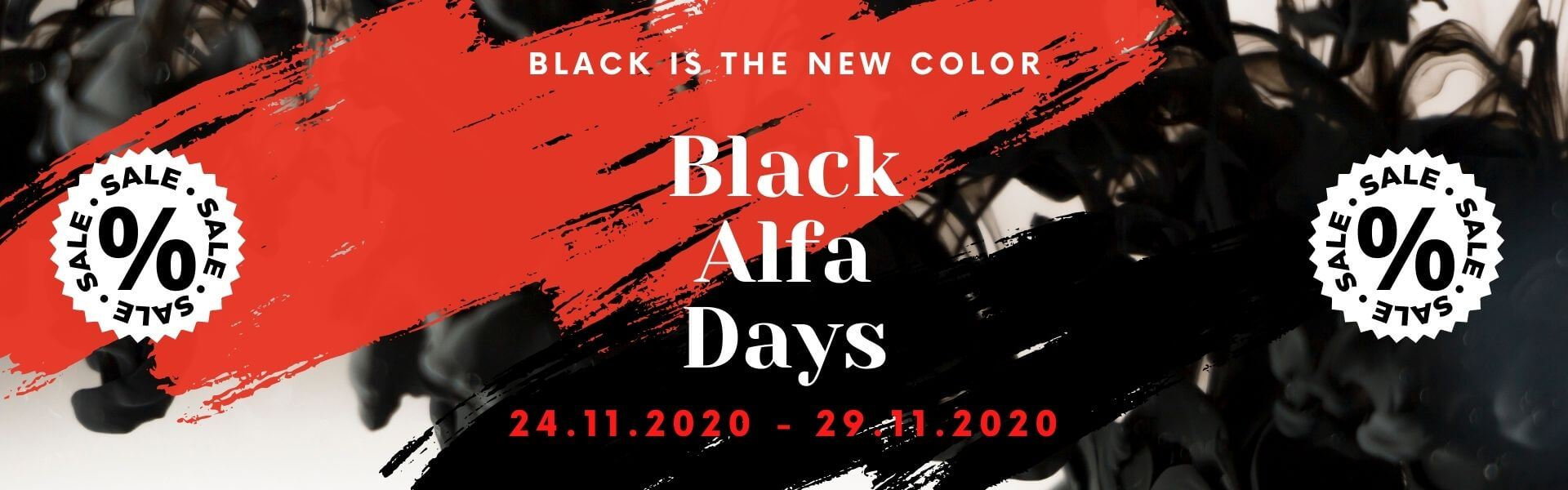 Black Alfa Sale